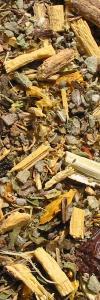 Schutztee Kräutermischung mit Süßholz ..